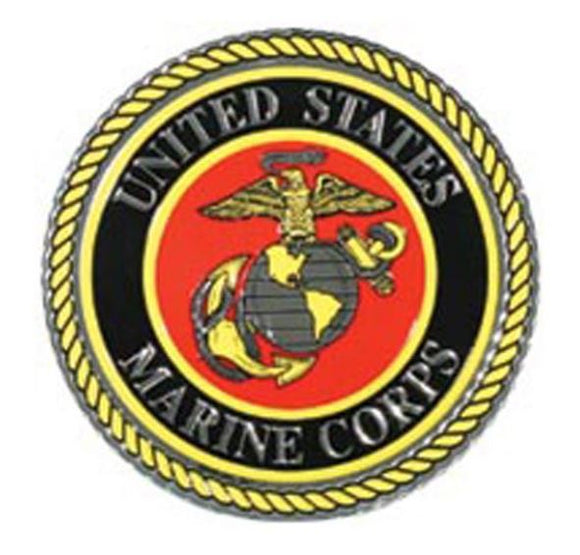 US Marine Corps Foil Sticker
