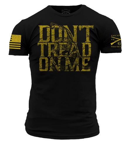 Grunt Style Don't Tread On Me 2.0 T-Shirt