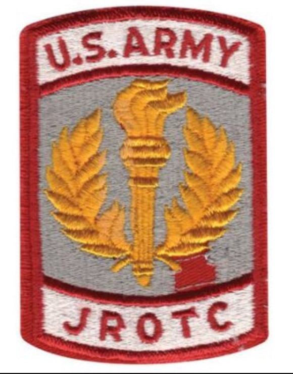 US Army JROTC Patch