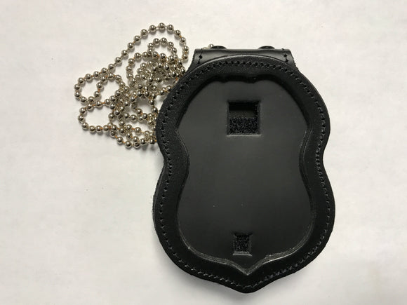 ICE Badge Holder w Clip & Chain