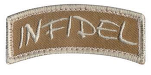 Infidel Velcro Patch