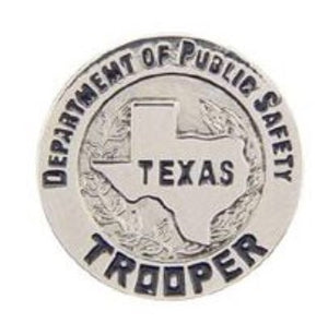 DPS TEXAS Trooper Pin