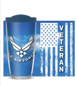 U.S. Air Force Veteran Thermal Cup