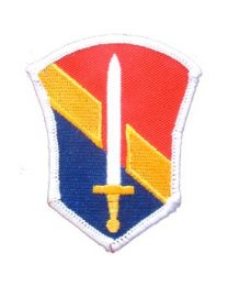 1st Field Force Patch