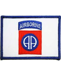 82nd Airborne Flag Patch