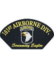 101 Airborne Division Patch