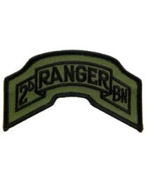 2nd Ranger Batt. Scroll Patch
