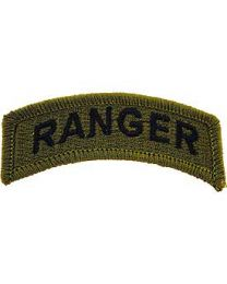OD Ranger Tab Patch