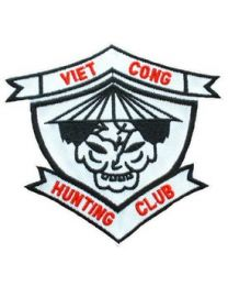 Patch Viet Cong Hunting Club