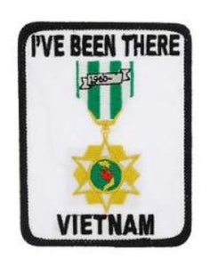 I've Been There Vietnam Patch