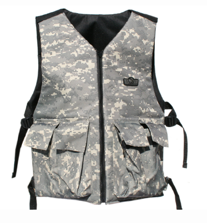 GNX Basic Tactical Paintball Vest - Reversible