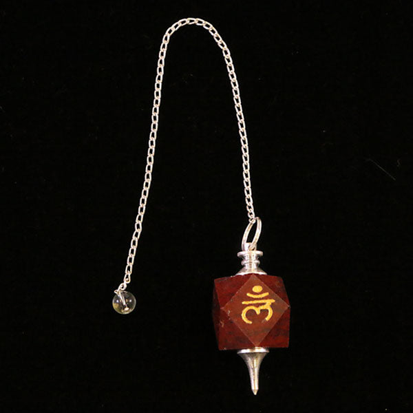 Root Chakra Pendulum - Ships Within 24 Hours.
