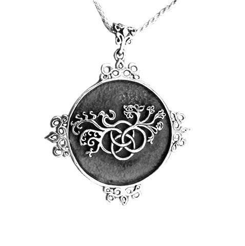 Circle of Luck Necklace - Ships Within 24 Hours.