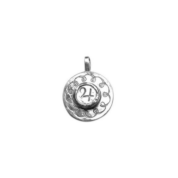 Jupiter in Pisces Necklace