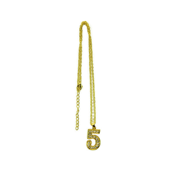Numerology Number Necklace