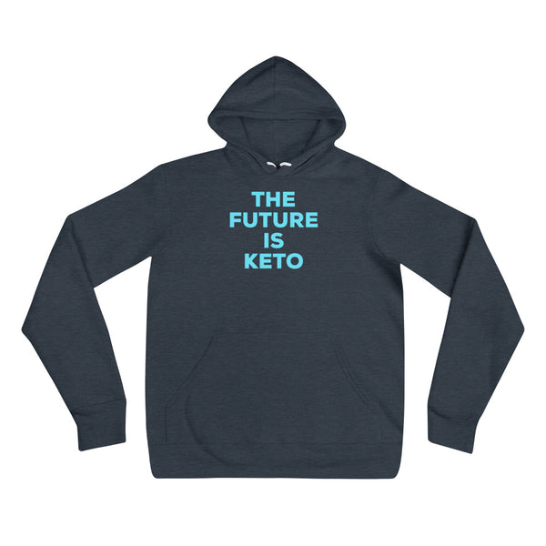 K8. THE FUTURE IS KETO - HOODIE