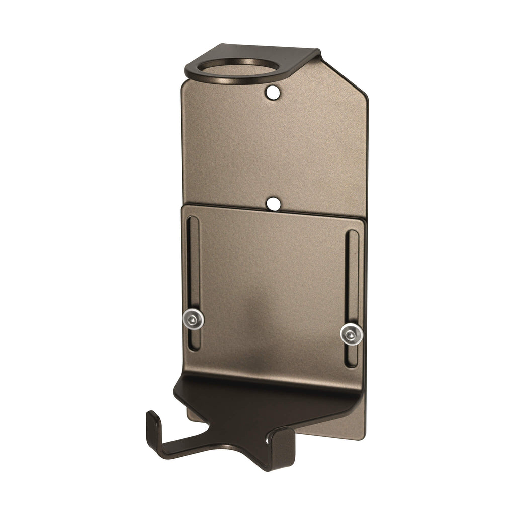 Single Security Wall-Mounted Holder (300ml Antique Bronze)