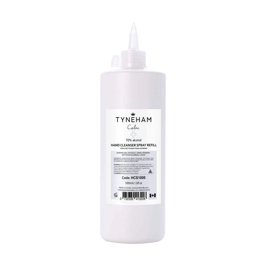 Hand Cleansing Spray Refill