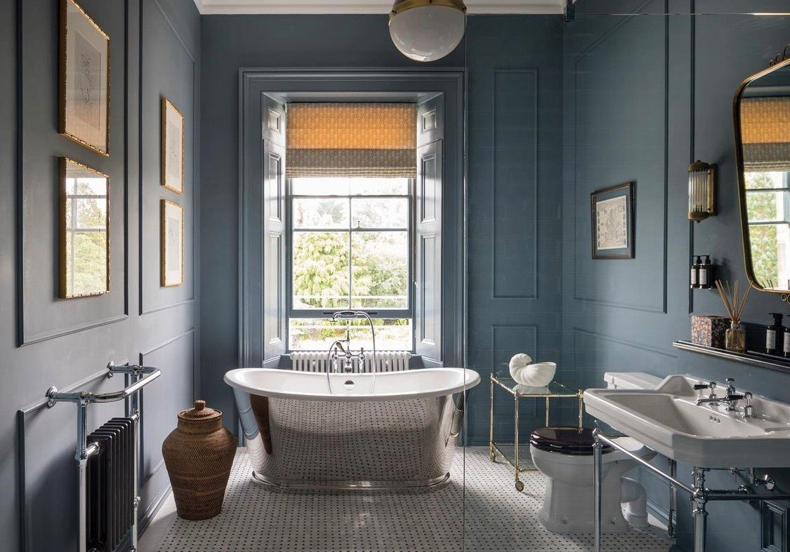 Tyneham Luxury Refillable Amenities