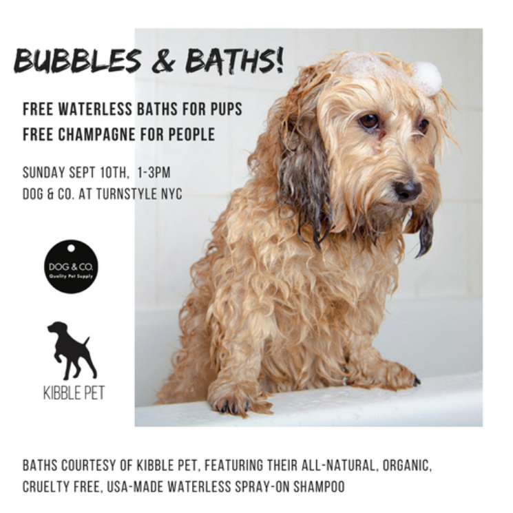Bubbles & Baths!