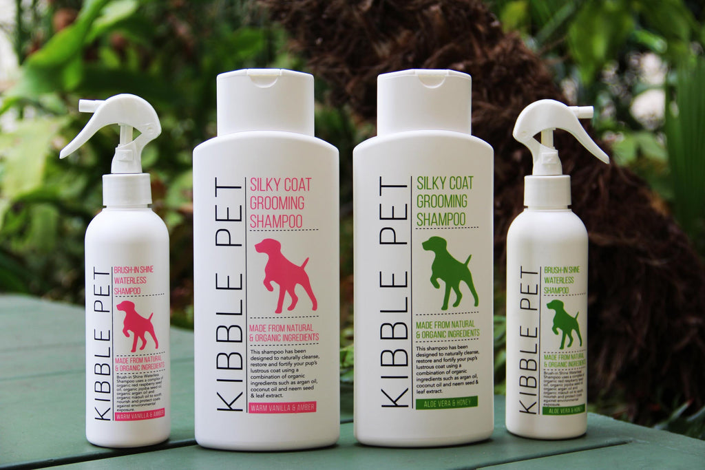 Go Natural With Kibble Pet's Innovative Grooming Line - LATF USA