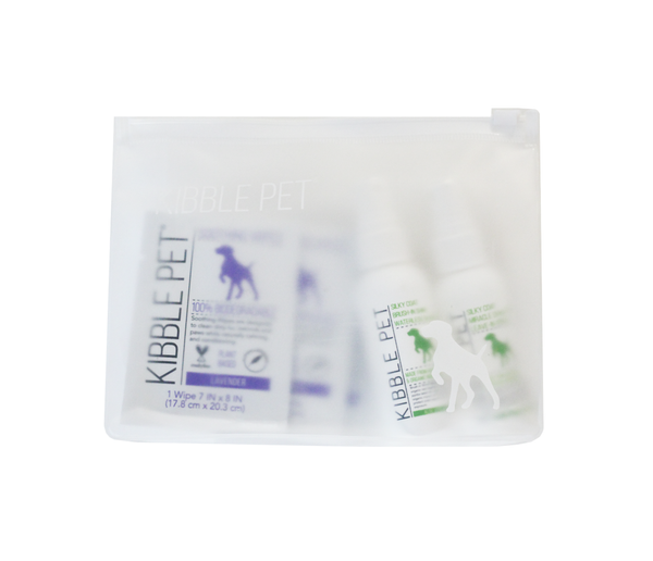 Travel Care Kit - Aloe Vera & Honey