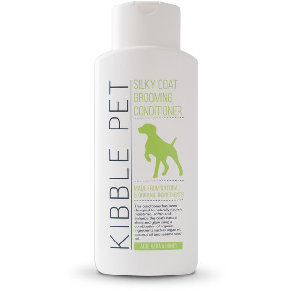 Silky Coat Grooming Conditioner - Aloe Vera & Honey