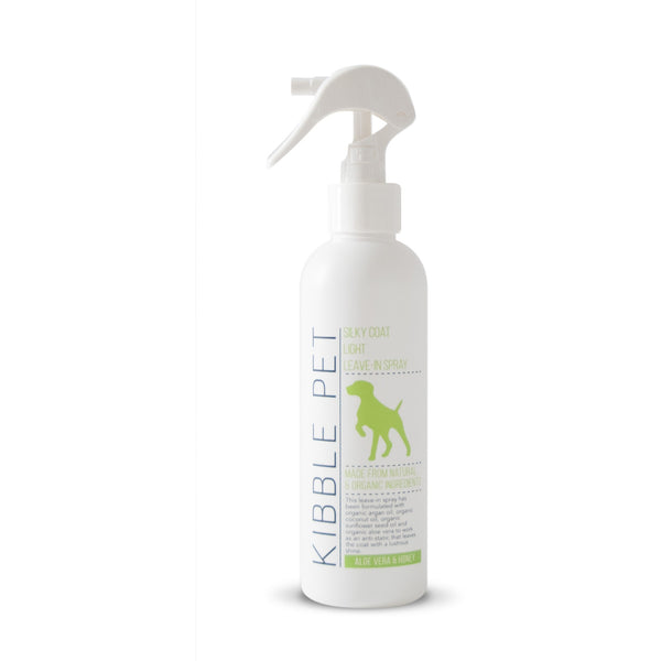 Silky Coat Light Leave-in Spray - Aloe Vera & Honey
