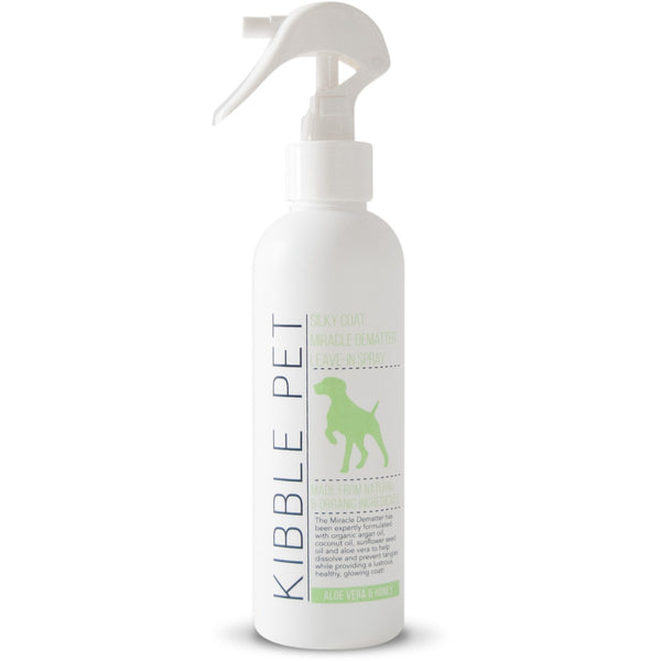 Silky Coat Miracle Dematter Leave-in Spray - Aloe Vera & Honey
