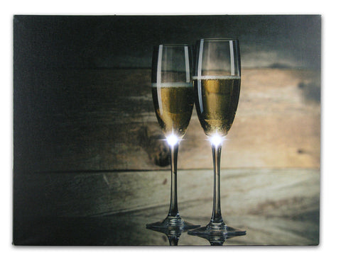 LED Canvas Print - Light up Picture(2540)