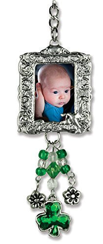 Irish Photo Keychain