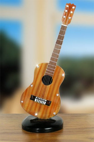 Acoustic Guitar Decoration - Mini Guitar