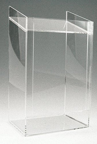 Acrylic Displayer Clear, 11.75 Inch