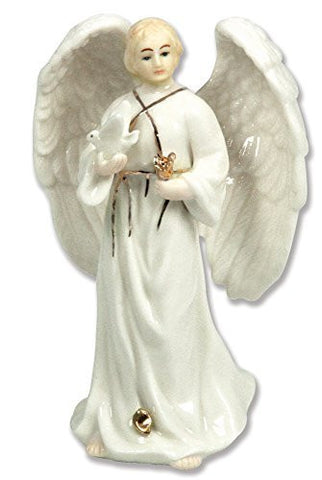 Angel Figurine Condolence Gift Male Sympathy Bereavement Remembrance Decorative Memorial