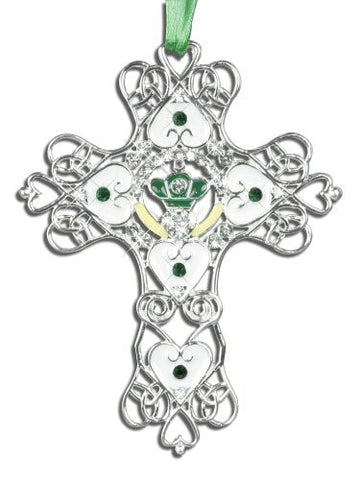 Irish Cross Ornament(5230)