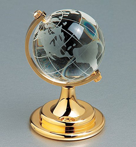 Glass Globe Paperweight