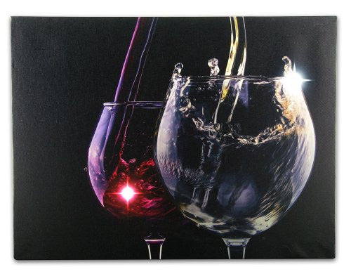 LED Canvas Print - Light Up Picture(2541)