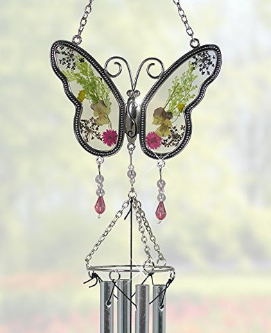 Butterfly Suncatcher Windchime (2406)