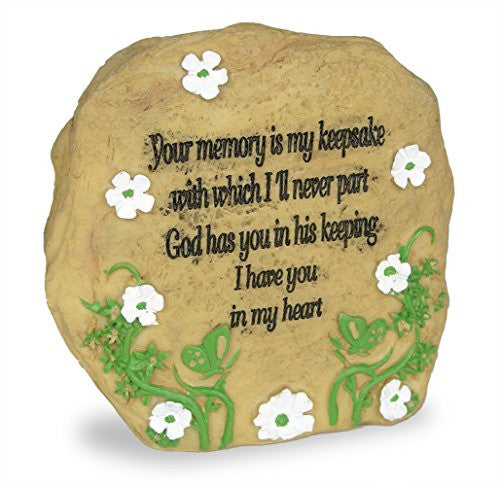 In Loving Memory Message Rock