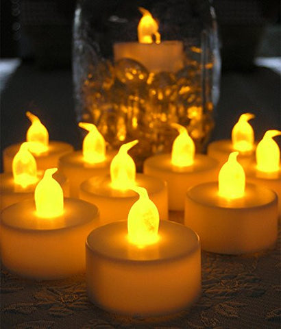 Flameless Candle Tea Lights 12 Pack