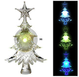LED Tree Color Changing Led Lights Suction Cups Attached to Back for Hanging