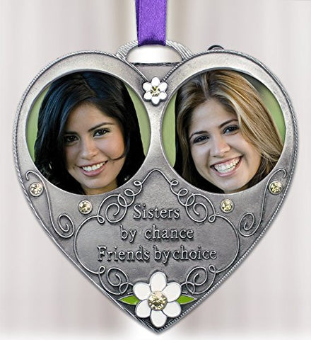 Sisters Photo Ornament(2935)
