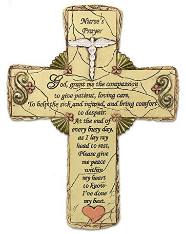Nurse Garden Stone with the Nurse's Prayer(4801)