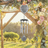 Memorial Windchimes - I Thought of You With Love Today