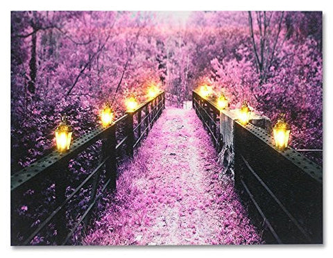 Bridge Canvas Art