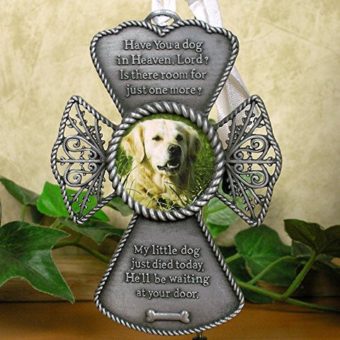 Dog Memorial Ornament - In Loving Memory Dog Ornament
