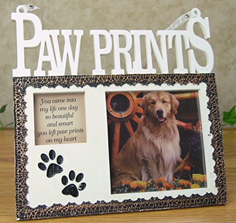 Pet Memorial Picture Frame Plaque - Loving Message