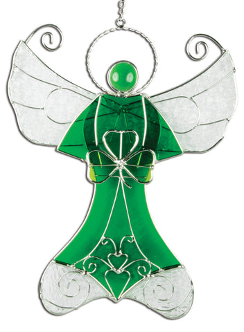 Irish Angel Sun catcher(7106)