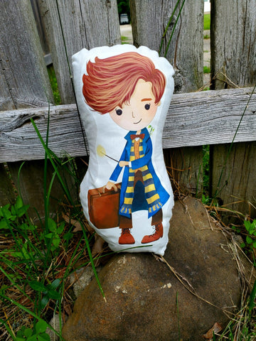 Newt Scamander Pillow Pal.