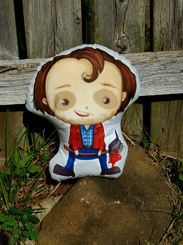 The Shining Jack Torrance Pillow Pal.